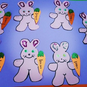 bunny craft idea for kids (4)