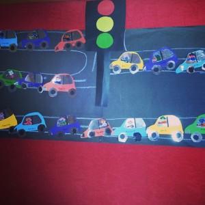 car bulletin board