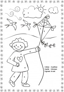 Spring worksheet for kids Crafts and Worksheets for