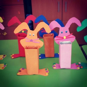juice box bunny craft