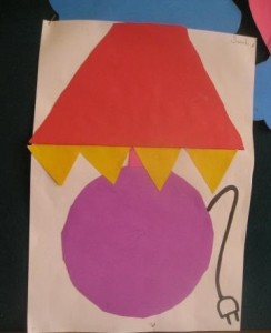 lampshade craft idea (4)
