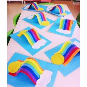 rainbow craft idea (3)