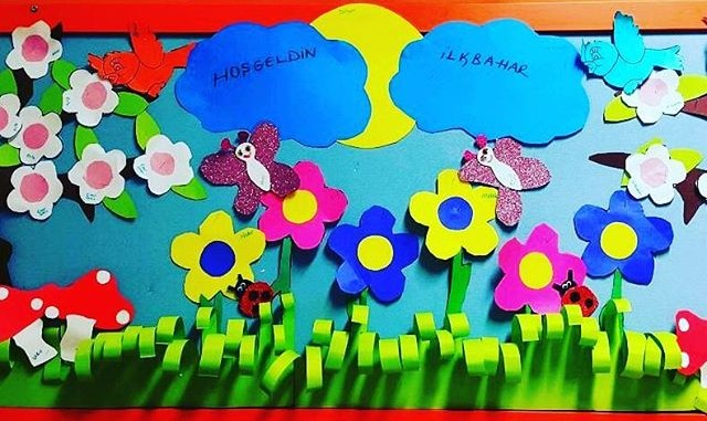 Spring Craft Idea For Kids Crafts And Worksheets For