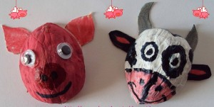 walnut shell craft idea for kids (1)