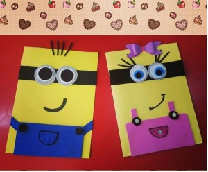 cartoon character craft (2)