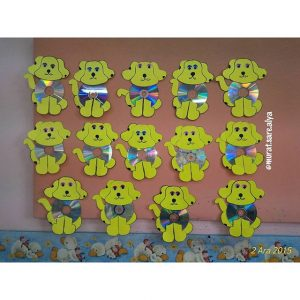 cd dog craft (2)