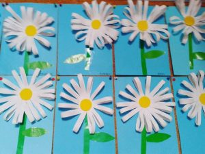 daisy craft idea