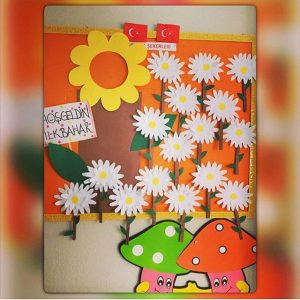 daisy craft idea for kids