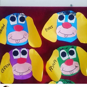 dog craft idea for kids (3)