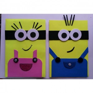 minions craft idea for kids (2)
