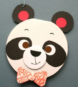 panda bear craft