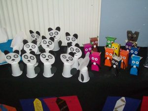 paper-cup-panda-craft-idea