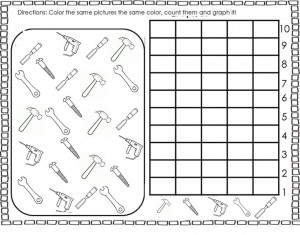 tools graph worksheet