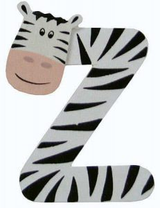 zebra_craft