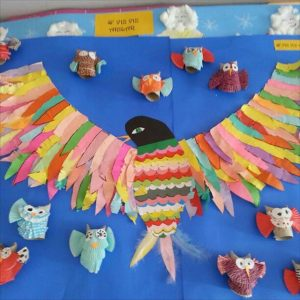 birds bulletin board