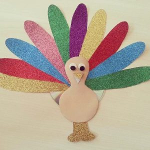 cd turkey craft
