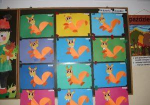 circle squirrel craft