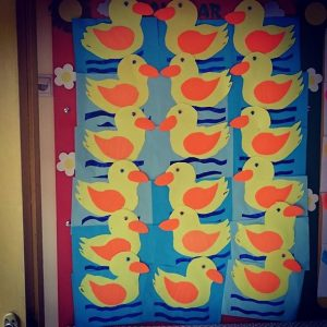 duck craft idea for preschoolers (1)