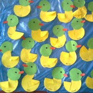 duck craft idea for preschoolers (2)