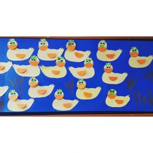 free duck craft idea for kids (2)
