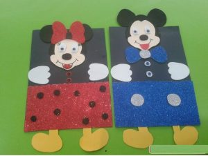 mickey mouse craft with template (1)