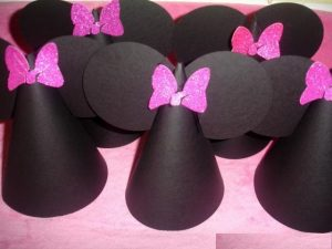 mickey mouse hat craft