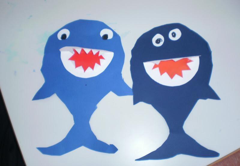 shark craft ideas (2)