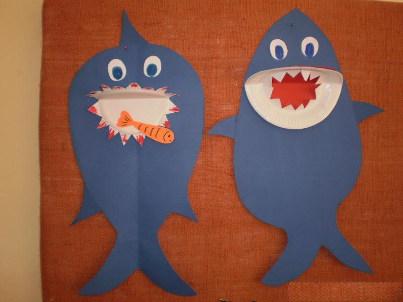 shark craft ideas (4)