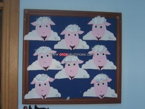 sheep craft ideas