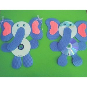 cd elephant craft