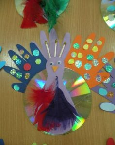 cd peacock craft