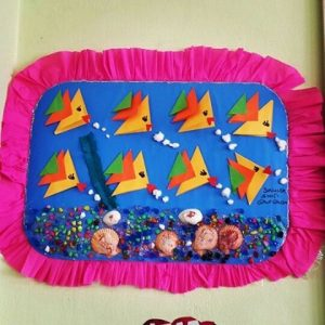 fish bulletin board idea for kids (1)