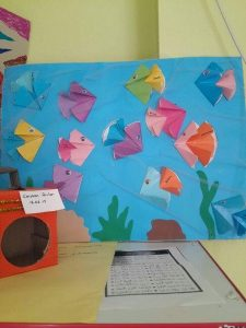 fish bulletin board idea for kids (2)