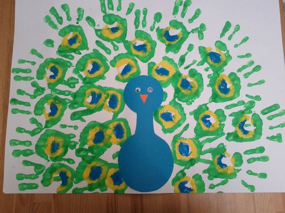 Plane Trace Worksheet also Handprint Peacock Craft additionally Mandala Fruit in addition Easy Bear Puzzle Craft likewise Farm Animals Bulletin Board. on thanksgiving color by number preschool