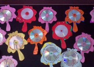 mirror craft idea for kids(2)