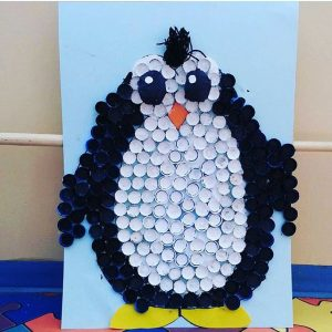 Penguin Craft Idea For Kids Crafts And Worksheets For