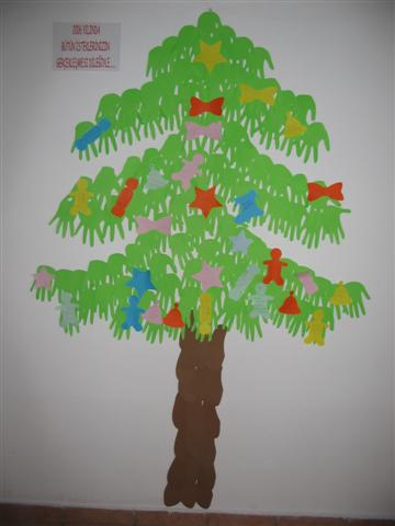 handprint-christmas-tree-craft-idea