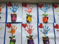 handprint craft idea for preschoolers (2)
