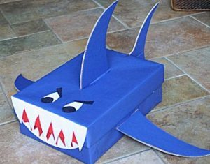 box shark craft