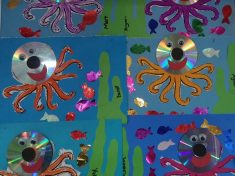 cd-octopus-craft-idea-for-kids