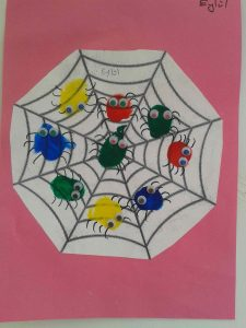 fingerprint-spider-craft