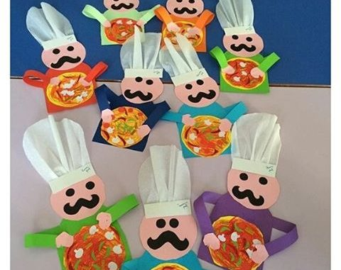 Chef Craft Idea For Kids