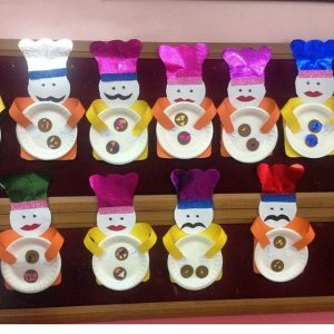 chef craft idea for kids crafts and worksheets for