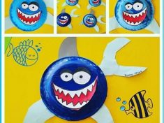 paper plate jaws