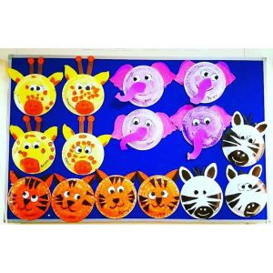 paper plate jungle animals craft (2)