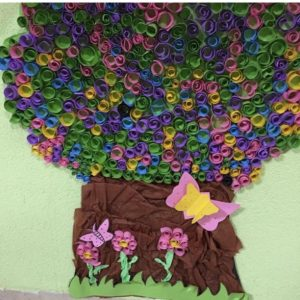 quilling tree craft (2)