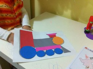Train craft idea for kids Crafts and Worksheets for