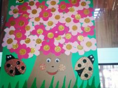 spring tree bulletin board (1)