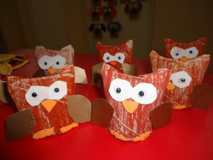 toilet-paper-roll-owl-craft-idea