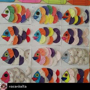 cupcake-liner-fish-craft-idea